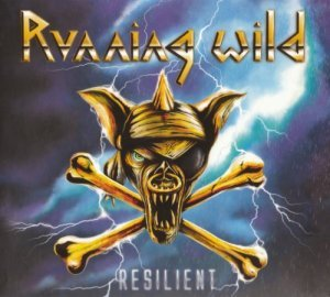 Running Wild - Resilient (Limited Edition) (2013)