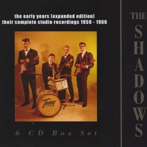 The Shadows - The Early Years: Their Complete Studio Recordings 1959-1966 [Expanded Edition Box Set] (2013)
