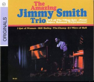 Jimmy Smith - Live at the Village Gate (1963)