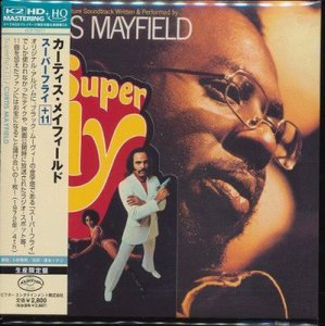 Curtis Mayfield - Superfly 1972 [Soundtrack, Japanese Remastered Edition] (2011) [HQ-CD]