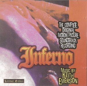 Keith Emerson - Inferno (1980)