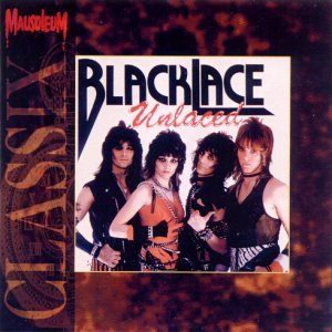 Blacklace - Unlaced (1984)