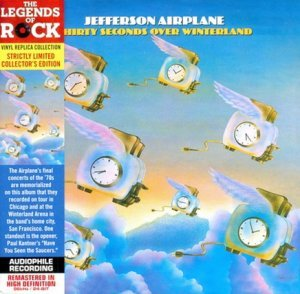 Jefferson Airplane - Thirty Seconds Over Winterland (1973)