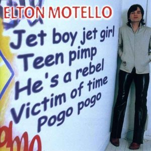 Elton Motello - Jet Boy (2001)