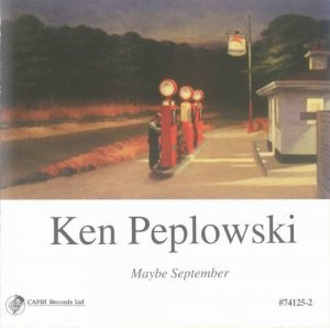Ken Peplowski - Maybe September (2013)