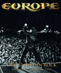 Europe - Live At Sweden Rock 30th Anniversary Show 2CD [Live] (2013)