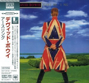 David Bowie - Earthling 1997 [Japanese Edition] (2013)