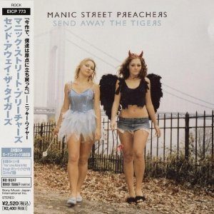 Manic Street Preachers - Send Away The Tigers [Japanese Edition] (2007)