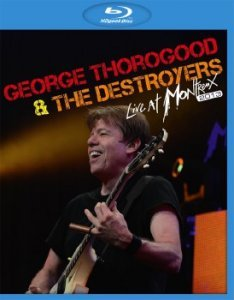 George Thorogood & The Destroyers - Live at Montreux 2013 (2013)BDRip