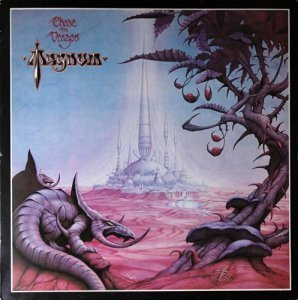 Magnum - Chase The Dragon (1982) [Vinyl Rip 24/192]