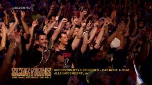 Scorpions - A Band conquers the World: MTV Unplugged concert in Athens (2013)HDTV