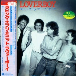 Loverboy - Lovin' Every Minute Of It 1985 (Vinyl Rip 24/192)