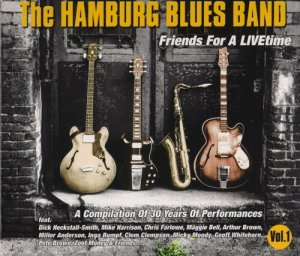 The Hamburg Blues Band - Friends For A Livetime Vol. 1 (2013)