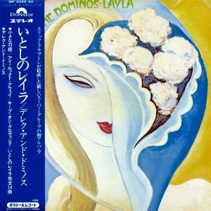 Derek And The Dominos - Layla And Other Assorted Love Songs (Mini LP Platinum SHM-CD Universal Japan) (2013)