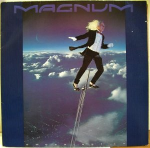 Magnum - Goodnight L.A. (1990) [Vinyl Rip 24/96]