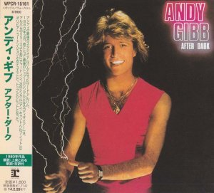 Andy Gibb - After Dark 1980 [Japan] (2013)