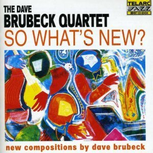 Dave Brubeck - So What's New? (1998)