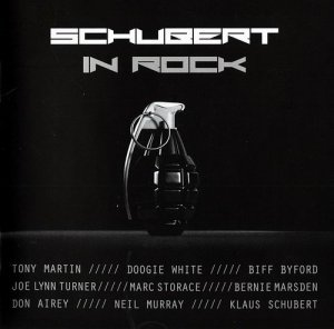 Schubert In Rock - Schubert In Rock (2013)