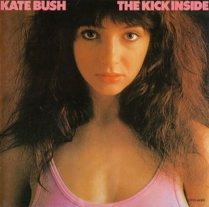 Kate Bush - The Kick Inside (1978) [Japan PastMasters 1990]