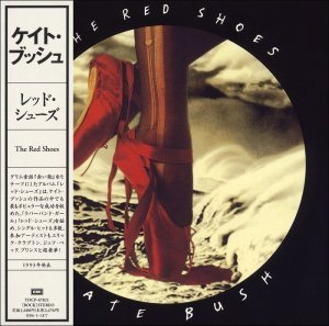 Kate Bush - The Red Shoes (1993) [Japanese Edition 2005]