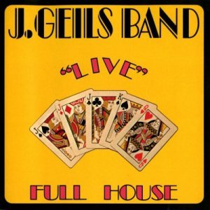 J. Geils Band - ''Live'' Full House (1972)