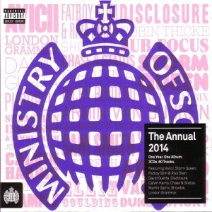 VA - Ministry Of Sound: The Annual 2014 (2013)