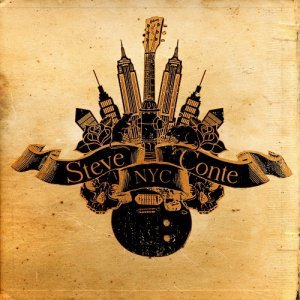 Steve Conte - The Steve Conte NYC  Album (2014)