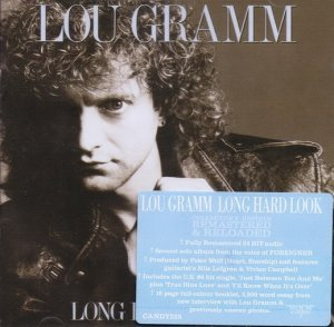 Lou Gramm - Long Hard Look 1989 (Re-mastered 2013)