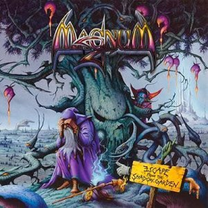 Magnum - Escape From The Shadow Garden (2014)