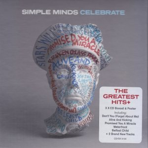 Simple Minds - Celebrate: The Greatest Hits+ (2013)
