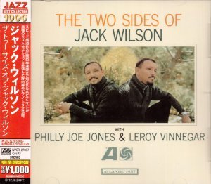Jack Wilson - The Two Sides Of Jack Wilson [Japan 24-bit Remaster] (2012)