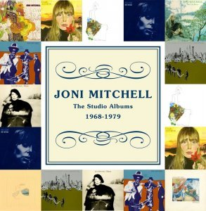 Joni Mitchell - Studio Albums 1968-1979 (10CD Box Set) 2012