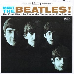The Beatles - The U.S. Albums: Meet The Beatles! (2014)