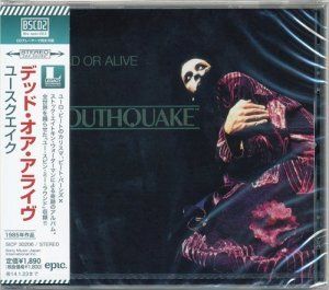 Dead Or Alive - Youthquake [Japan] (2013)