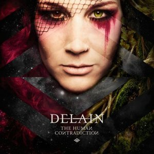 Delain - The Human Contradiction (Limited Edition) [2CD] (2014)