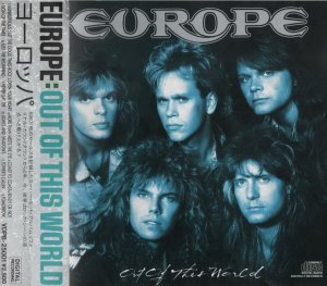 Europe - Out Of This World [Japan] (1988)