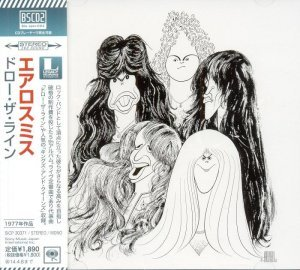 Aerosmith - Draw The Line 1977 [BSCD2 Japan] (2013)