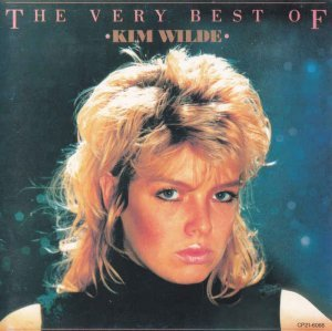 Kim Wilde - The Very Best of Kim Wilde [Japanese Edition] (1990)