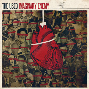 The Used - Imaginary Enemy (Limited Edition) (2014)