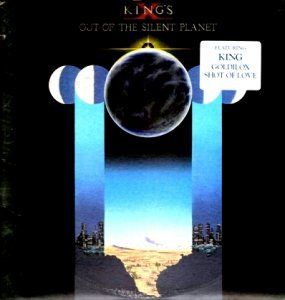 King's X - Out Of The Silent Planet (1988)
