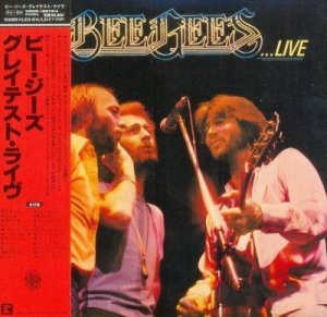 Bee Gees - Here At Last... Bee Gees ...Live [2CD] (1977) [Edition 2013]