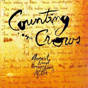 Counting Crows - August and Everything After [HDtracks] (2014)