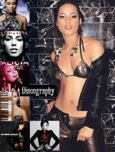 Alicia Keys - Discography [6CD] (2001-2012)