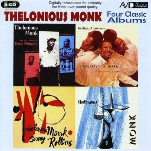 Thelonious Monk - Four Classic Albums (2008)