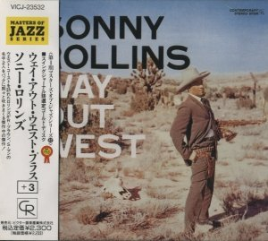 Sonny Rollins - Way Out West [Japan] (1991)