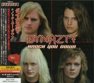 Dynazty - Knock You Down [Japanese Edition] (2011)