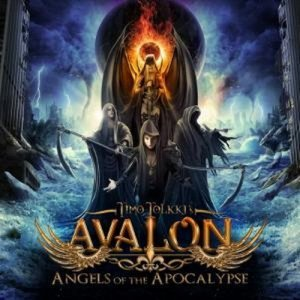 Timo Tolkki's Avalon - Angels Of The Apocalypse (2014)