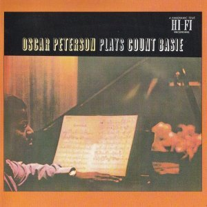 Oscar Peterson - Plays Count Basie (1955)