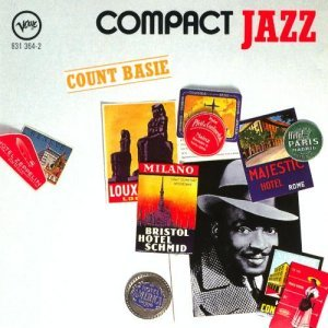 Count Basie - Compact Jazz: Count Basie Plays The Blues (1987)