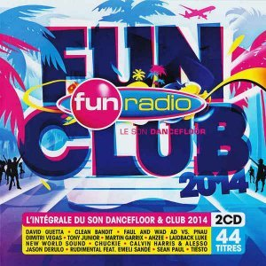 VA - Fun Radio Fun Club 2014